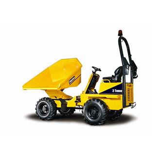 Descubre nuestros nuevos dumpers en alquiler y transporta materiales sin ninguna dificultad en tu obra.