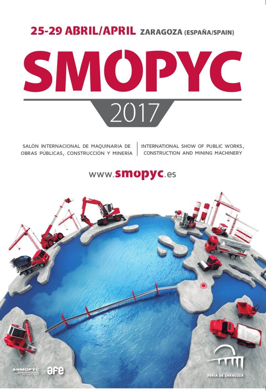 SMOPYC Feria de maquinaria de Zaragoza 2017