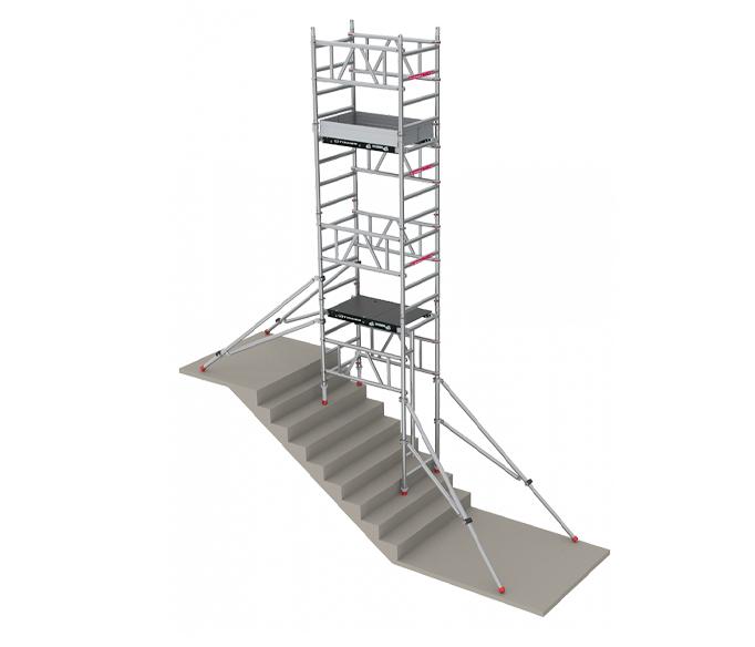 Andamios kit escalera