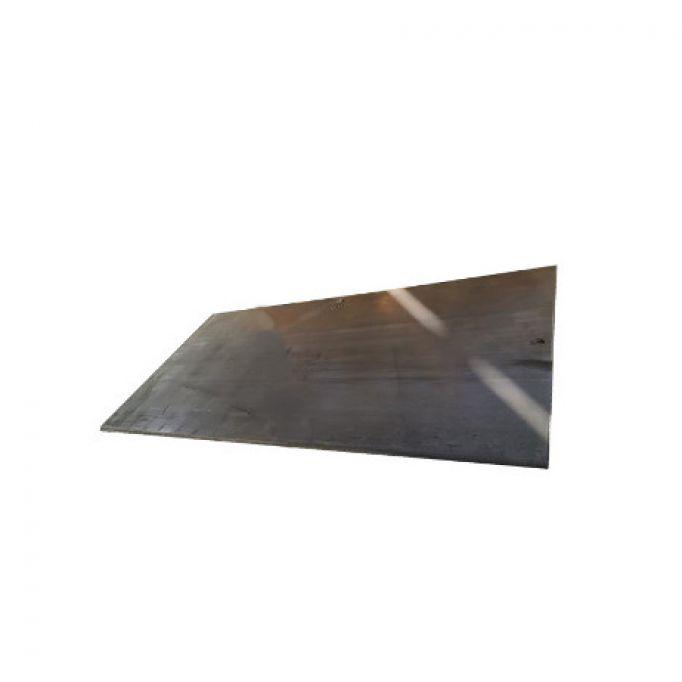 Chapón hierro para curbir zanjas de 3 m