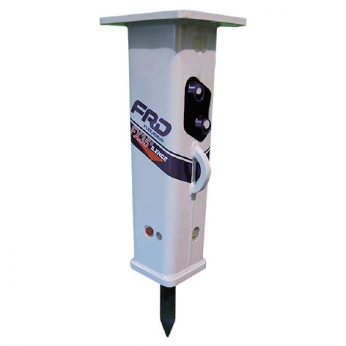 Martillo hidráulico retrocargadora 1CX JCB