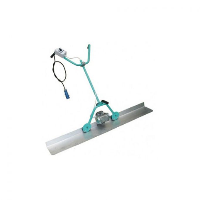 Regla vibrante eléctrica con perfil de 1,5 o 3 m