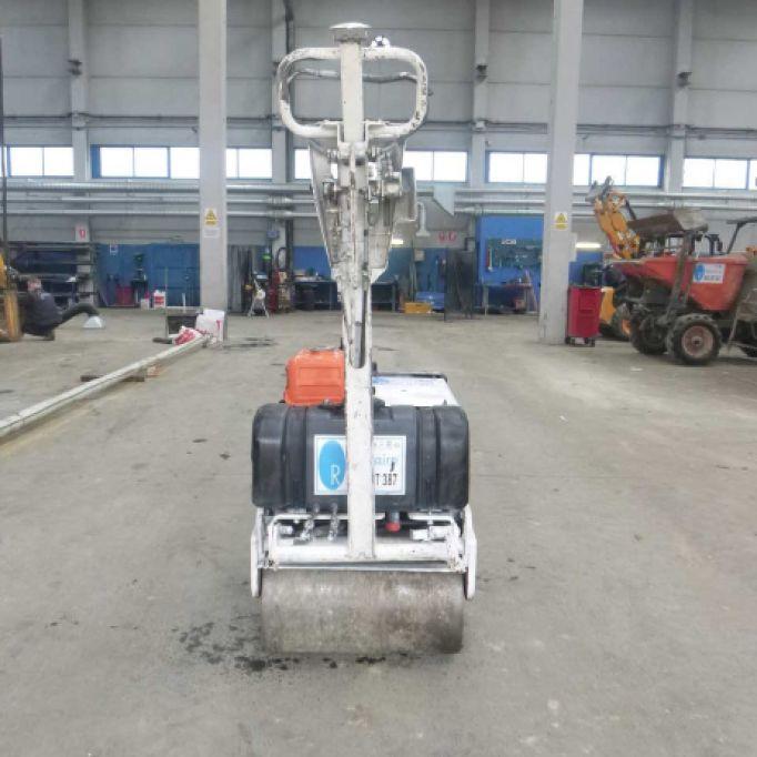 Rodillo de lanza 750 kg con arranque eléctrico