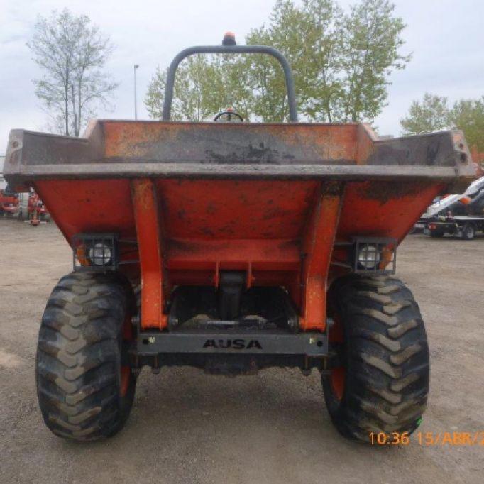 Dumper hidráulico 10000 kg 4X4