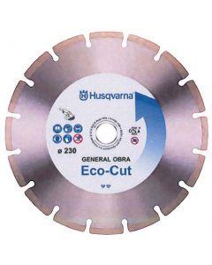 Disco general obra 230 mm radial eléctrica
