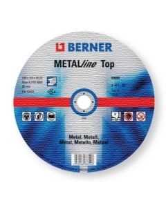 Disco 3mm 230mm radial eléctrica metal